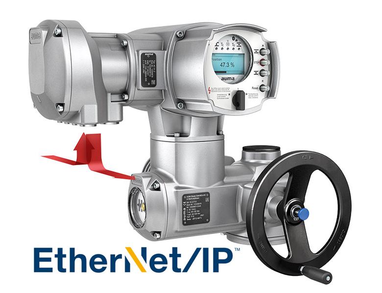 AUMA - Ethernet/IP